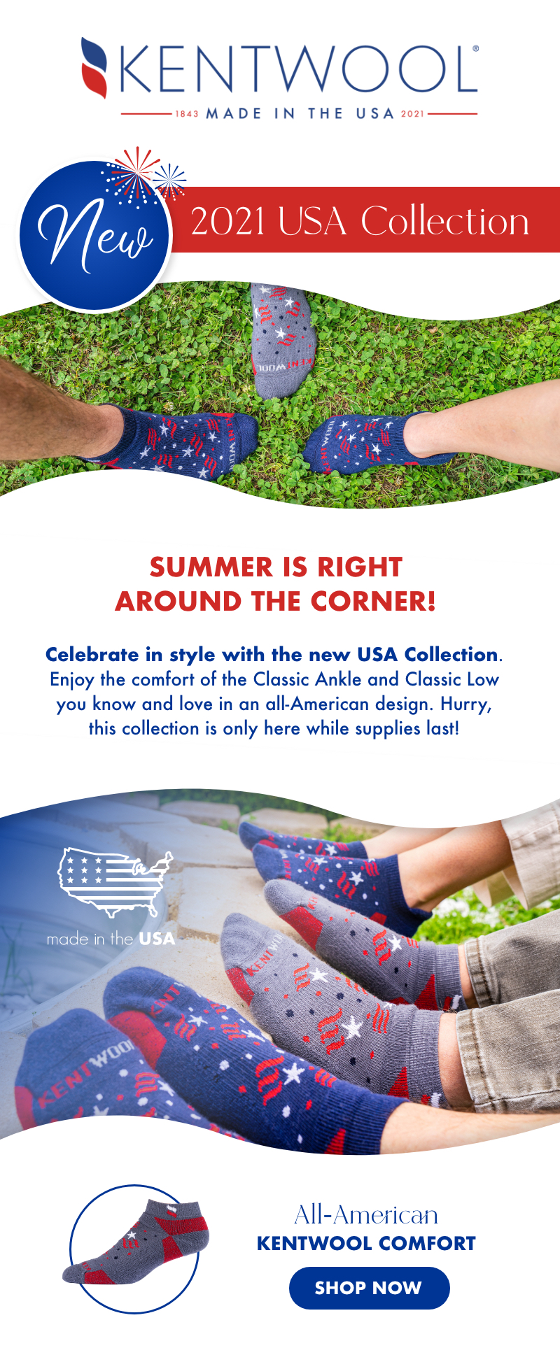 1021 - USA Collection Launch May Email